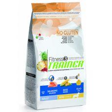 Trainer Fitnes3 Adult MINI - ryba a kukuřice 7,5 kg