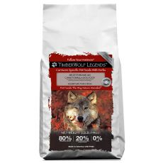 TimberWolf Mediterranean Lamb & Apples LEGENDS 5 kg