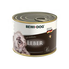 BEWI DOG Paté - Játra, 200 g