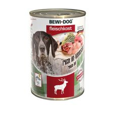 New BEWI DOG konzerva – Wild, 400 g