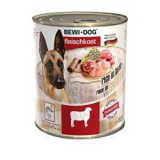 New BEWI DOG konzerva – Jehněčí, 800 g