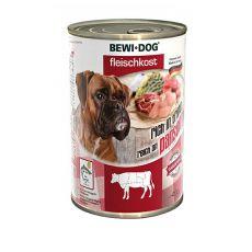 New BEWI DOG konzerva – Hovězí dršťky, 400 g