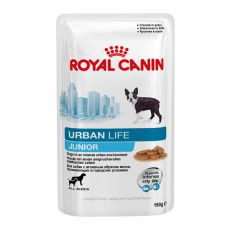 Royal Canin Urban Life Junior- kapsička, 150 g