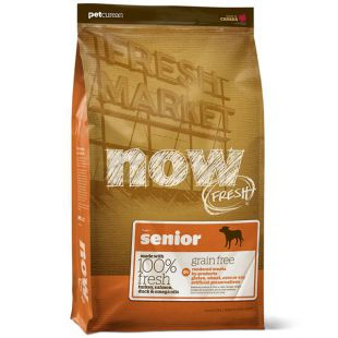 Petcurean NOW FRESH Grain Free SENIOR - 11,33 kg