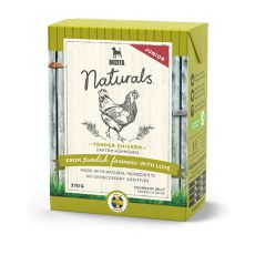 Bozita Naturals TPack BIG Tender Chicken Junior 370 g