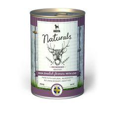 Bozita Naturals Reindeer - konzerva, 410 g