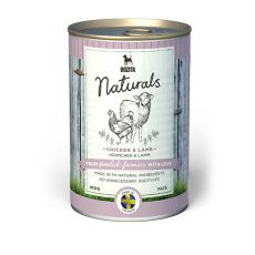 Bozita Naturals Chicken & Lamb - konzerva, 410 g