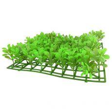 Akvarijní rostlina umělá CP02-15P - 15 x 15 cm