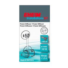EHEIM Power Diffusor pro hadice s průměrem 12/16 mm