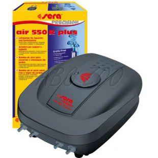 sera Air 550 R plus - vzduchovací čerpadlo
