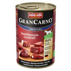 Konzerva GranCarno Original Adult vícemasná směs - 400 g
