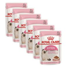 Royal Canin KITTEN Instinctive 6 x 85 g - kapsička