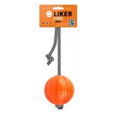 Přetahovadlo pro psa LIKER se šňůrkou - 7 cm
