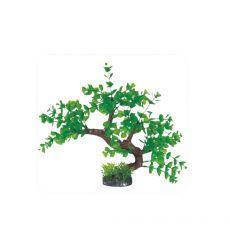 Umělá akvarijní rostlina KB – 014 - 24 x 4 x 25 cm