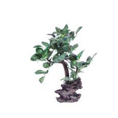 Dekorativní umělá rostlina do akvária AP-621 - 18 x 10 cm