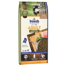 Bosch ADULT Drůbeží a Proso 15kg