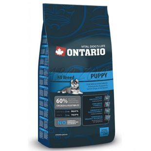 Ontario Puppy All - 2,5 kg