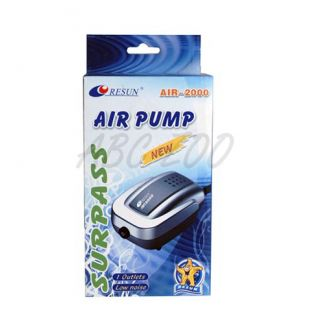 Vzduchovací motorek Resun AIR 2000