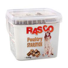 Pamlsky RASCO - starstick drůbeží, 530 g