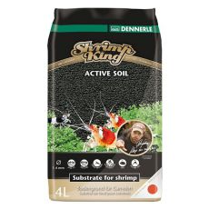 Dennerle Shrimp King - Active Soil 4 l