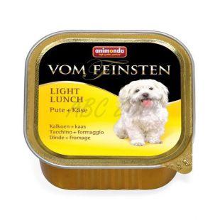 ANIMONDA paštika Light Lunch - krůta + sýr 150 g