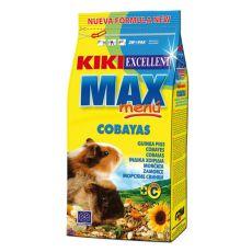 KIKI EXCELLENT MAX MENU - krmivo pro morčátka, 1 kg
