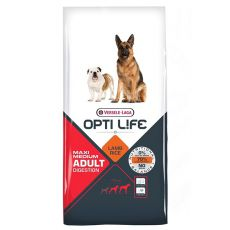 Versele Laga Opti Life Adult Digestion Medium & Maxi 12,5 kg