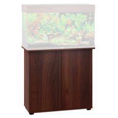 Skříňka JUWEL Rio 125, tmavě hnědá, 81x36x73 cm