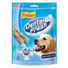 FRISKIES Dental Fresh - 7 ks, 180 g