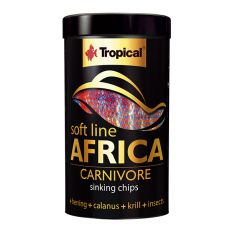 TROPICAL Soft Line AFRICA Carnivore - 130 g