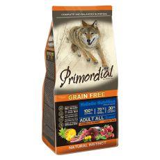 Primordial GF ADULT - jehněčí a tuňák, 2 kg