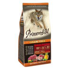 Primordial GF Adult Buffalo & Mackerel 2kg