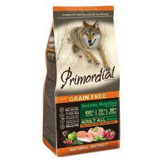 Primordial GF ADULT - kuře a losos, 12 kg