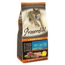 Primordial GF Adult Trout & Duck 12kg