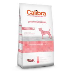 CALIBRA Dog HA Junior Medium Breed Lamb 14kg
