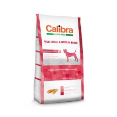 Calibra Dog GF Adult Medium & Small Breed Salmon 2kg