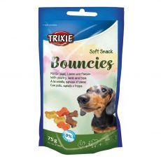 Pamlsky Soft Snack Bouncies - kostičky, 75 g