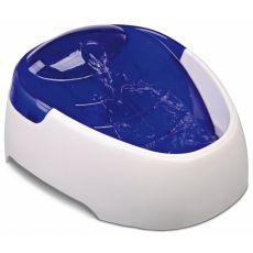 Fontánka na vodu pro psy TRIXIE - bílomodrá, 1 l
