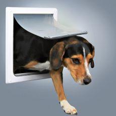 Dvířka pro psy 2 Way, S - M, 30 x 36 cm