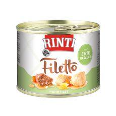 Rinti Filetto - kuře a kachna v omáčce, 210 g