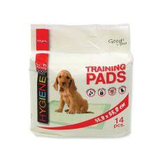 Hygienické a výcvikové podložky pro psy - 14 ks