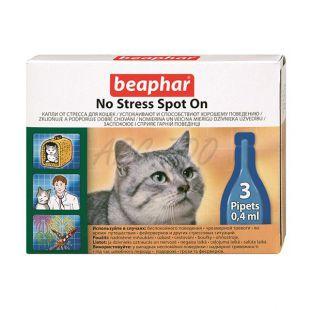 Beaphar antistresové pipety pro kočky – 3 ks
