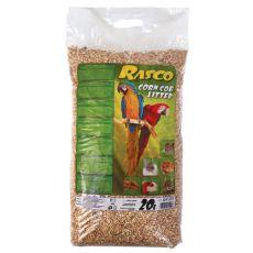 Podestýlka kukuřičná RASCO 20 l – hrubá