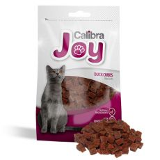 Pamlsky - Calibra Cat Joy Duck Cubes 70 g