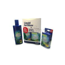 Bio hnojivový set - 12 tablet + tekuté hnojivo 250 ml