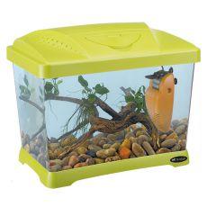 Plastové akvárium CAPRI JUNIOR GREEN 21 l