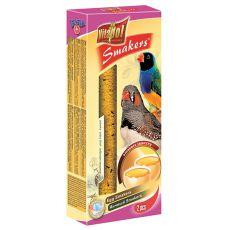 Vitapol Smakers tyčinky pro zebřičky - vaječné, 2 ks