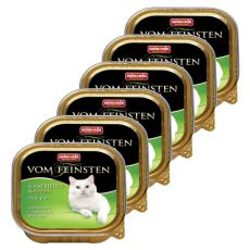 Animonda Vom Feinsten Castrated Cats - krůtí maso 6 x 100g