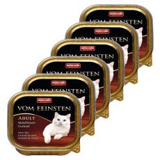 Animonda Vom Feinsten Adult Cats - multimasný koktejl 6 x 100g.