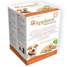 Kapsičky APPLAWS dog SUPREME SELECTION 5 x 100 g